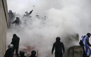 Μηνυτήρια αναφορά από τη Παμμακεδονική Συνομοσπονδία για τα επεισόδια στο συλλαλητήριο