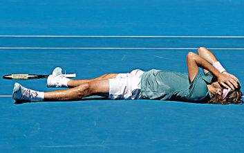 Ο νεότερος μετά τον Τζόκοβιτς που προκρίθηκε σε ημιτελικό Grand Slam