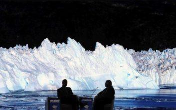 Στο Νταβός ανησυχούν για την κλιματική αλλαγή, αλλά δεν εγκαταλείπουν τα τζετ τους
