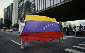 Αυστηρό μήνυμα της Ε.Ε. για την κρίση Βενεζουέλα με αποδέκτη τις ΗΠΑ