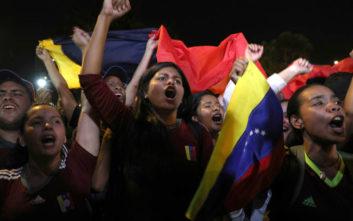 Σειρήνες πολέμου στη Βενεζουέλα