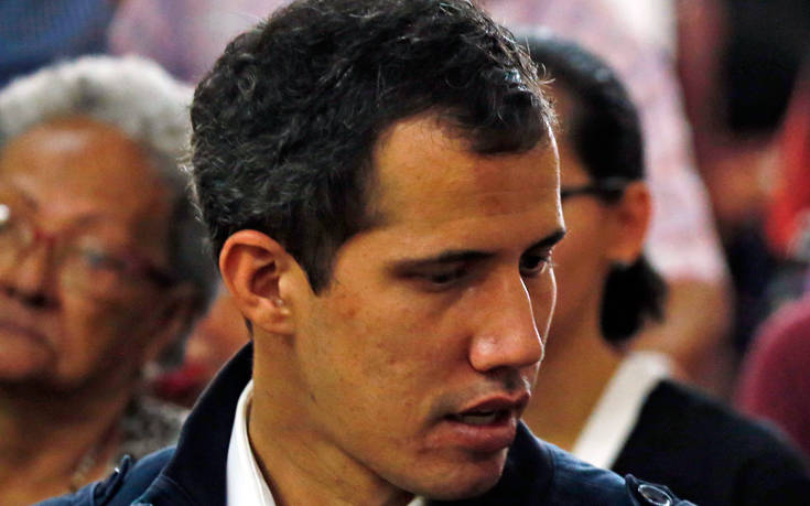 Ο Γκουαϊδό επικρίνει την κυβέρνηση Μαδούρο για την απέλαση Ευρωβουλευτών