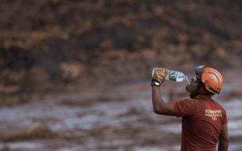 Πέντε συλλήψεις στη Βραζιλία για την πολύνεκρη κατάρρευση του φράγματος