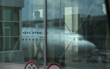 Συνελήφθη ο επίδοξος αεροπειρατής που προκάλεσε συναγερμό στη Ρωσία
