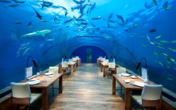 Περίεργα εστιατόρια στον κόσμο