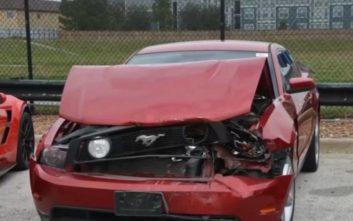 Ανήλικοι προκάλεσαν ανυπολόγιστες ζημιές σε αντιπροσωπεία αυτοκινήτων