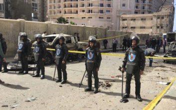 Αστυνομικός σκοτώθηκε ενώ επιχειρούσε να εξουδετερώσει έναν εκρηκτικό μηχανισμό στην Αίγυπτο