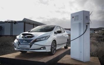 Η Nissan έβαλε στόχο να καταρρίπτει τους μύθους γύρω από την ηλεκτροκίνηση
