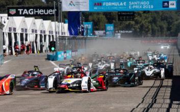 Η Audi έκανε το 1-3 στο E-Prix του Σαντιάγο