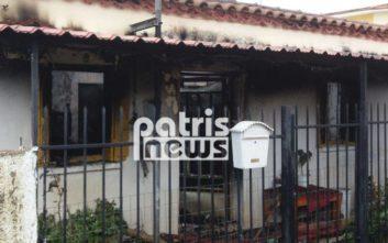 Βρέθηκε στέγη για τις δύο ηλικιωμένες που κάηκε το σπίτι τους στα Καβάσιλα