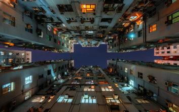 Η αστική πυκνότητα του Χονγκ Κονγκ στο μεγαλείο της