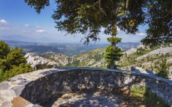 Το βουνό που σύμφωνα με το μύθο ο Δίας παντρεύτηκε την Ήρα