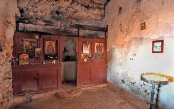 Ανακαλύψτε το Σπήλαιο της Παναγίας της Αρκουδιώτισσας