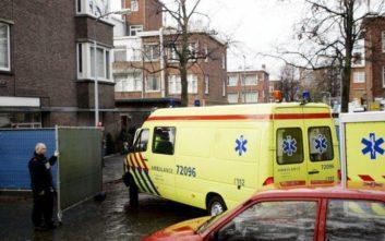 Τουλάχιστον ένα κτίριο κατέρρευσε από έκρηξη που σημειώθηκε στη Χάγη της Ολλανδίας