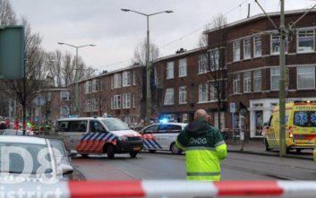Έκρηξη από διαρροή αερίου στη Χάγη με εννέα τραυματίες