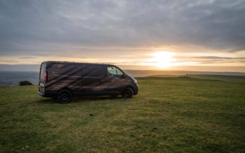 Το Nissan NV300 Concept-van είναι ένα πρωτοποριακό κινητό εργαστήρι