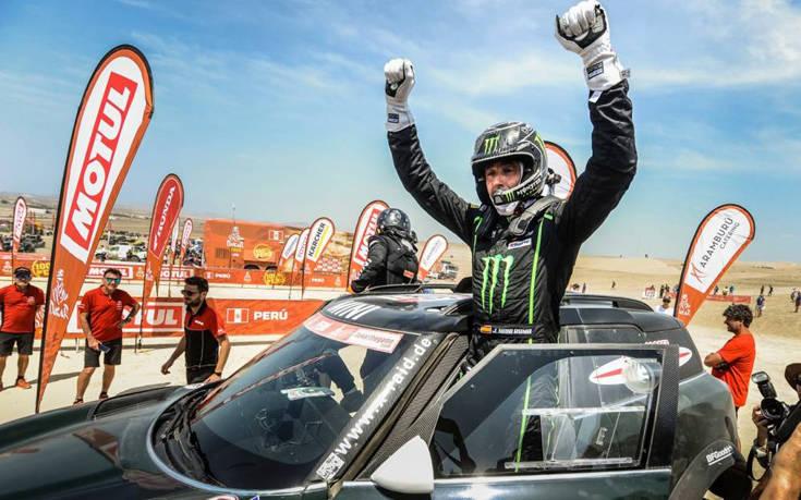 Αυτός είναι ο νικητής του Dakar Rally 2019