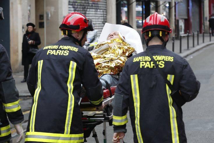 Τέσσερις νεκροί από την έκρηξη στο Παρίσι