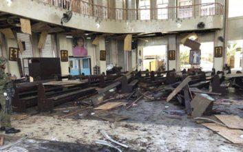 Μεγαλώνει ο απολογισμός των νεκρών από την επίθεση σε εκκλησία στις Φιλιππίνες