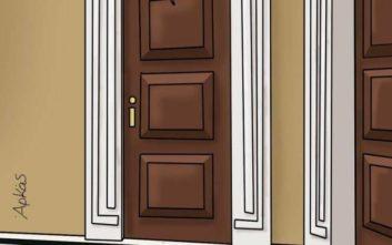 Ο Αρκάς «άκουσε» πίσω από κλειστές πόρτες