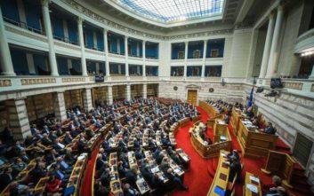 Η ψηφοφορία στη Βουλή για τη Συνταγματική Αναθεώρηση