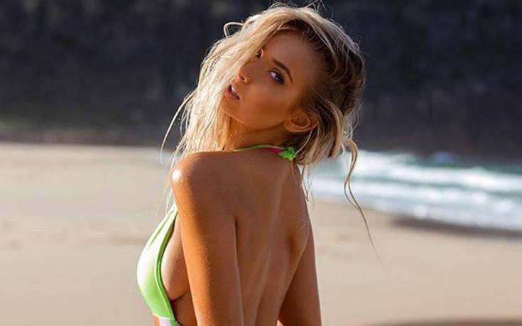 Το ανερχόμενο μοντέλο από την Αυστραλία