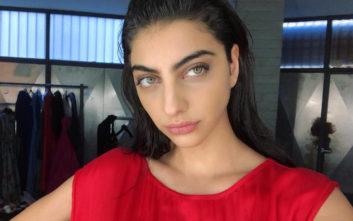 Η Ειρήνη Καζαριάν άλλαξε τα μαλλιά της αλλά οι followers της δεν ενθουσιάστηκαν