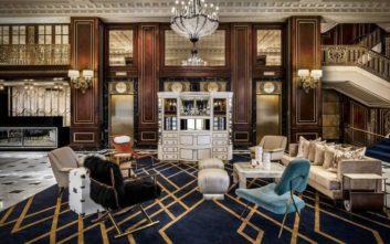 Το θρυλικό ξενοδοχείο στο Σικάγο που έχει συνδέσει το όνομά του με τον Αλ Καπόνε