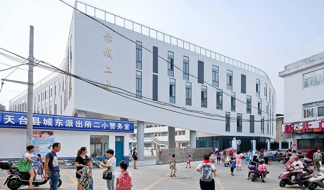 Το δημόσιο σχολείο που έγινε το καμάρι των κατοίκων