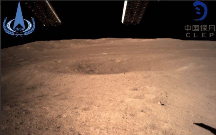Η πρώτη φωτογραφία από τη σκοτεινή πλευρά της Σελήνης