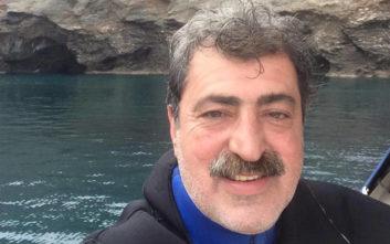 Ο Παύλος Πολάκης για ψαροντούφεκο στη Μακρόνησο