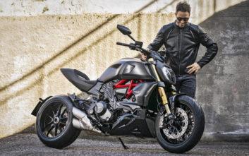 Ξεκίνησε η παραγωγή του νέου πανίσχυρου power cruiser της Ducati