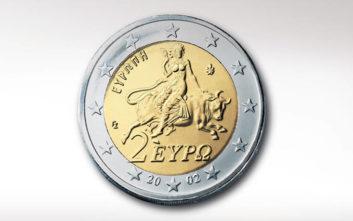 Το ελληνικό κέρμα των 2 ευρώ που αξίζει 80.000 ευρώ