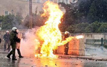 Τα επεισόδια στο συλλαλητήριο για τη Μακεδονία στις αυστριακές εφημερίδες