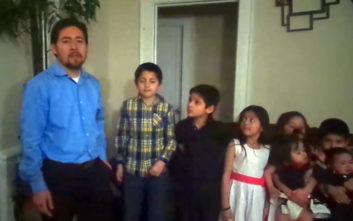 Πώς είναι να μεγαλώνεις μια οικογένεια με 13 παιδιά