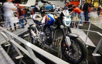 Η σπέσιαλ Honda CB1000R «made in Italy» που θα κυκλοφορήσει σε 350 αντίτυπα