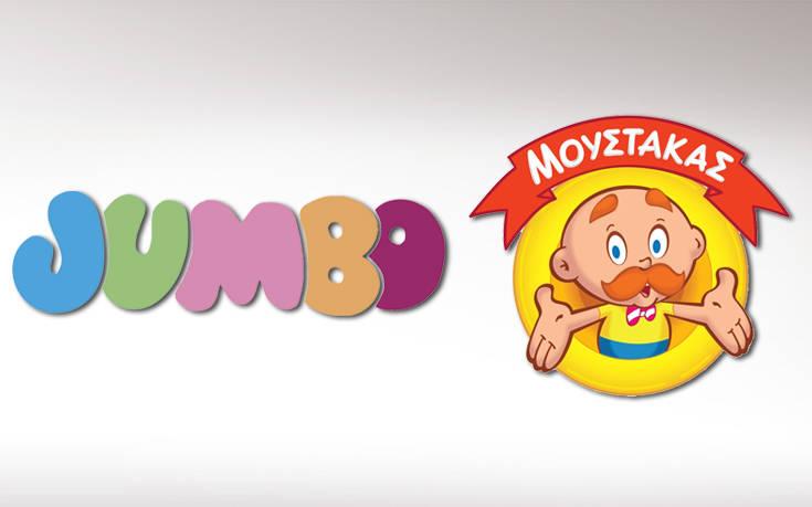 Η μεγάλη διαφορά στη φιλοσοφία Jumbo και Μουστάκα