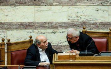 Κακλαμάνης: Nα γίνει δόγμα η ομόθυμη καταδίκη πρακτικών εκβιασμού και εκφοβισμού βουλευτών