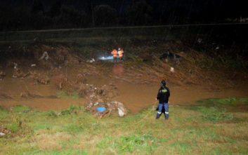Βρέθηκε αυτοκίνητο στον ποταμό Ξεριά, αγνοείται ο οδηγός του