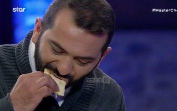 Διαγωνιζόμενος στο Master Chef «έκαψε» τους κριτές με το πιάτο του