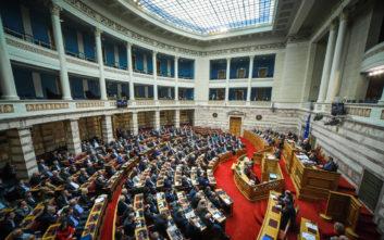 Στη Βουλή το πρωτόκολλο για την ένταξη των Σκοπίων στο ΝΑΤΟ