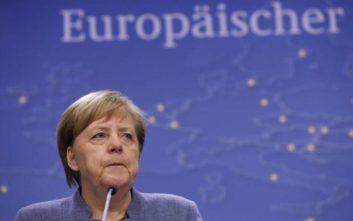 Μέρκελ: Υπάρχει ακόμα χρόνος για διαπραγματεύσεις για το Brexit