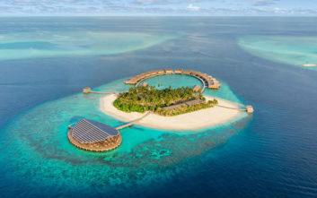 Το εξωτικό resort με τις… πολλές χιλιάδες ευρώ τη βραδιά