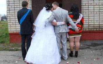 Φωτογραφίες γάμων που μένουν αξέχαστες