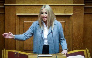 Γεννηματά: Μη αποδεκτές οι στρατηγικές που συγκρούονται με την απόφαση του Συνεδρίου