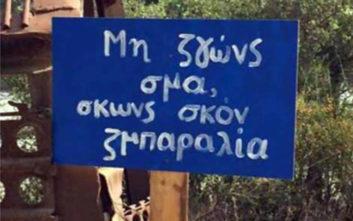 Αθάνατες ελληνικές πινακίδες και επιγραφές