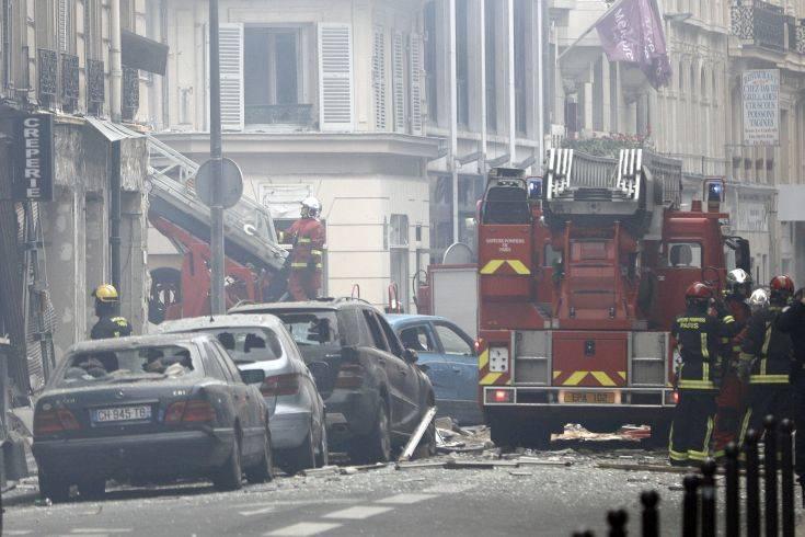 Μεγαλώνει ο αριθμός των τραυματιών από την έκρηξη στο Παρίσι
