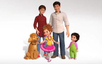 Η WIND VISION υποδέχεται τη νέα πρωταγωνίστρια του Disney Junior