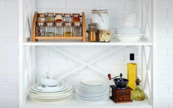 Τα 5 υλικά που πρέπει απαραιτήτως να υπάρχουν σε κάθε κουζίνα