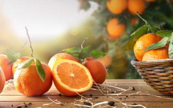 Ξέρατε ότι τα πορτοκάλια δεν ήταν πάντα… πορτοκαλί